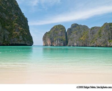 Phi Phi, Thailand... unbelievable
