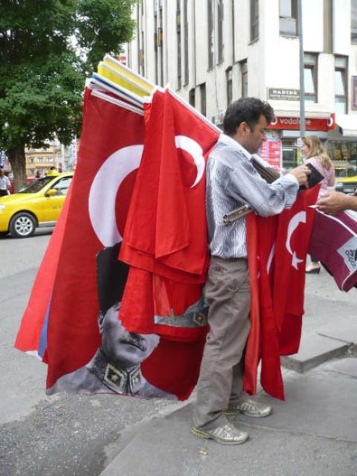 The Turks are a proud people!