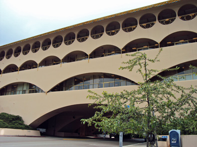 This Frank Lloyd Wright building may look nice – but don't be  fooled