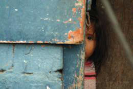 Child trafficking is a worldwide problem that is growing.