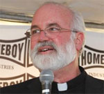 The amazing Fr.  Boyle!